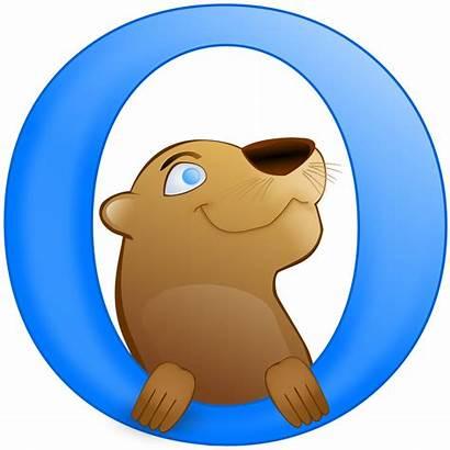 Browser Otter Svg Wikipedia Gopher Clipart Blink