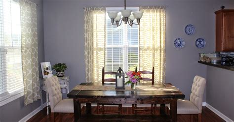 A Sweet Simple Southern Life Dining Room Update