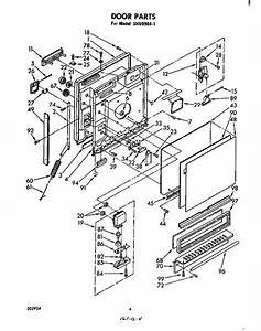 whirlpool shu99041 dishwasher parts and accessories at With whirlpool gold dishwasher parts diagram whirlpool gold dishwasher part