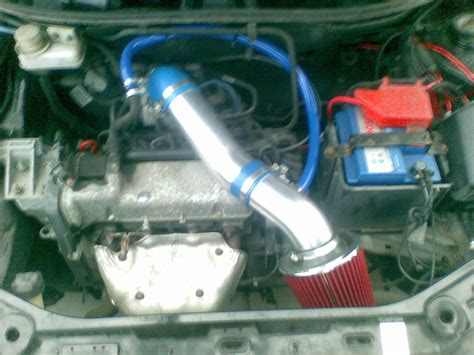 fitting  focus induction kit   punto page