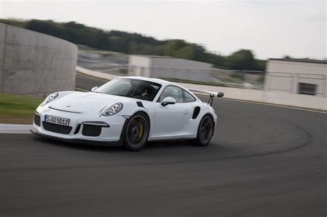 2016 Porsche 911 Gt3 Rs Debuts In Geneva, Starts At 6,895