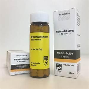Dianabol  Methandienone  - Roidvisor