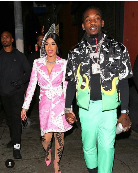 Offset Is Begging Cardi B For Forgiveness In This ...