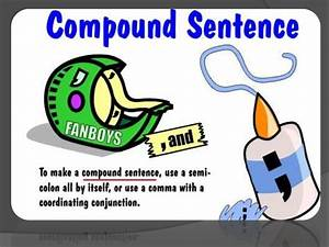 Simple Complicated Sentences  Sentence Types