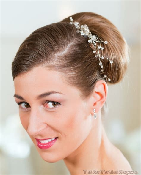 bridal hairstyles 2015 thebestfashionblog