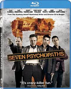 Seven Psychopaths DVD Release Date January 29, 2013