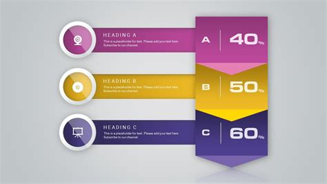 How To Design Business Infographic Elements In Microsoft