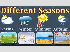How many seasons are there in India? Can you name them