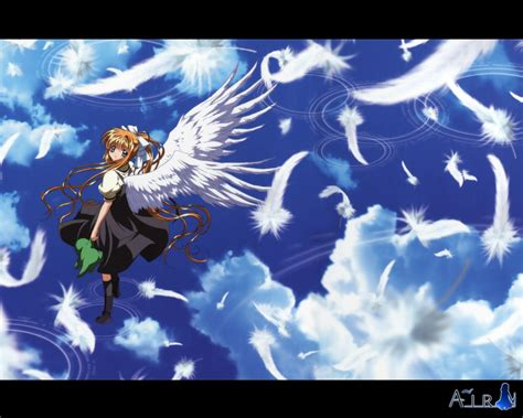 Air Anime Wallpaper - air wallpaper and background image 1280x1024 id 248162