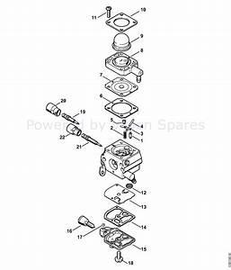 Wo 2904  Stihl 025 Chainsaw Parts Diagram Stihl Chainsaw