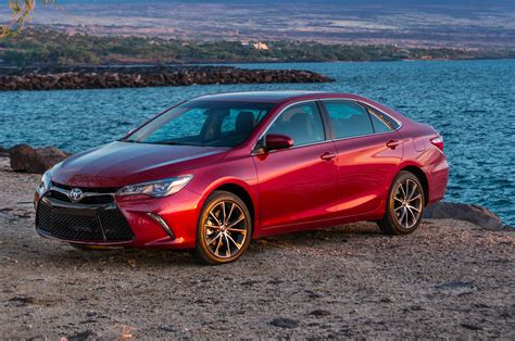 Camry Xse by 2015 Toyota Camry Xse Front Three Quarters 10 Photo 1