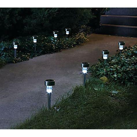 illuminazione da giardino solare lada segnapasso led da esterno energia solare