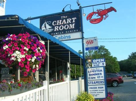 Chart Room  Front  Picture Of Chart Room, Bar Harbor