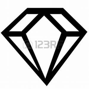 Black Diamond Shape Clip Art   Clipart Panda - Free ...