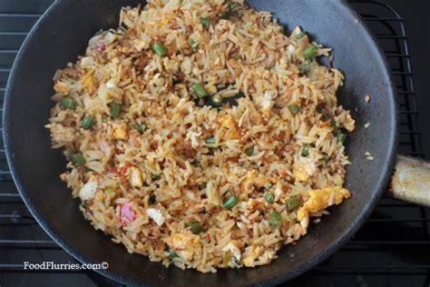 nasi goreng kampung food flurries