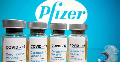 Earlier this month, pfizer and biontech asked the fda to expand its emergency use authorization to. UK approves Pfizer-BioNTech vaccine for rollout from 'next week'