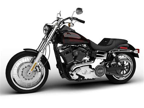 Harley-davidson Fxdl Dyna Low Rider 2015 3d Model Max Obj