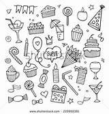 Confetti Drawing Birthday Doodles Doodle Coloring Journal Bullet Drawings Google Happy Popper Draw Cards Tekeningen Di Van Chalkboard Illustrations Advanced sketch template