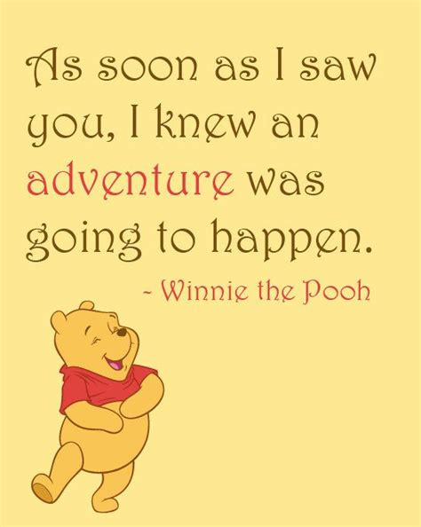 Inspirational Quotes From Winnie the Pooh