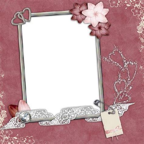 cadre coeur photo montage cadre