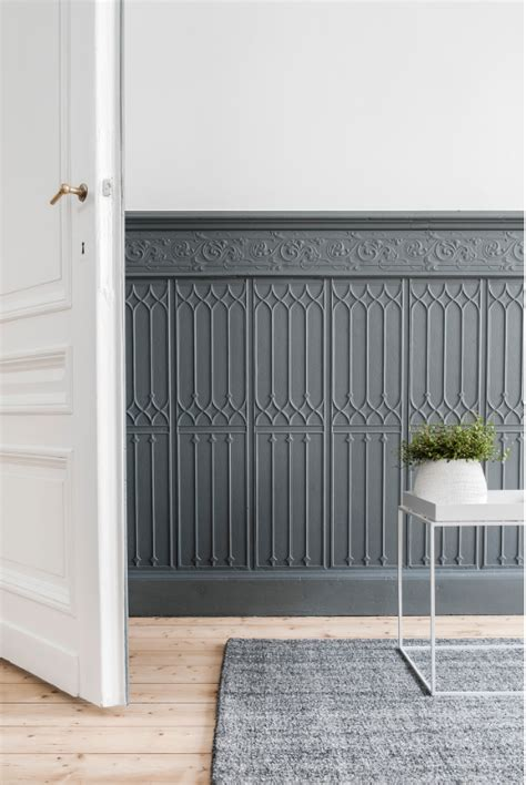 wainscoting styles  design  room