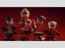 Lego The Incredibles now available for PS4, Xbox One and
