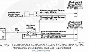 I U0026 39 M Getting A After Treatment 1 Diesel Exhaust Fluid In Heater 3 Circuit