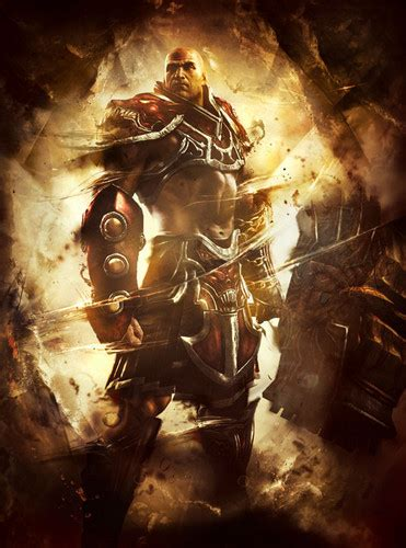 New God Of War Ascension Artworks Show Ares Zeus And More