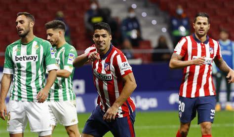 Barcelona vs. Atlético Madrid: Suárez volvió a dar ...