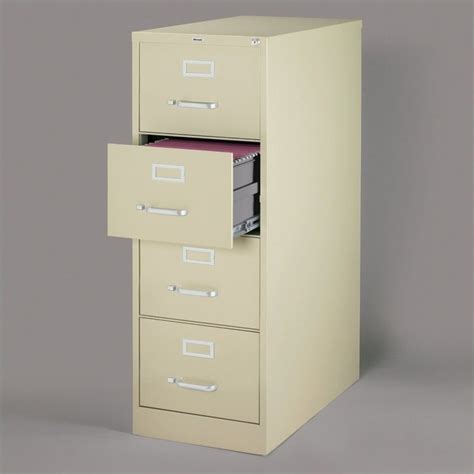 Hirsch Filing Cabinet 4 Drawer by 4 Drawer File Cabinet In Putty 16701