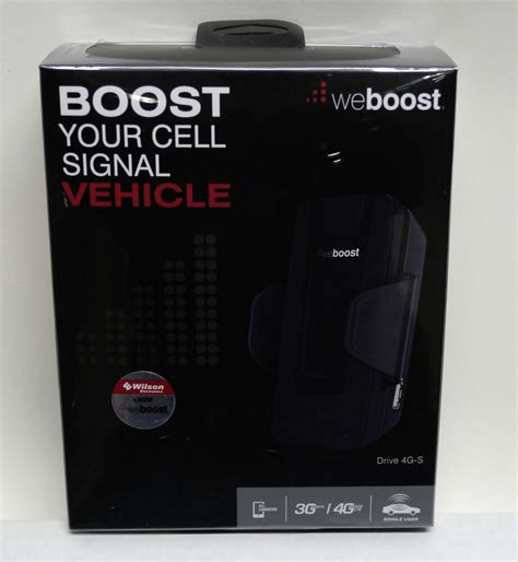 mobile phone booster weboost 4g a lte phone signal booster improve at t