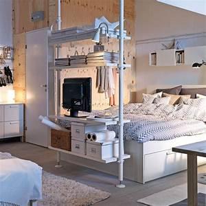 Cuisine Ikea Petit Espace : 5 trucs pour optimiser les petits espaces trucs et ~ Premium-room.com Idées de Décoration
