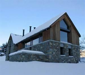 la maison fait feu de tous bois au parc des expos de With maison bois et pierre