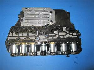 Chevy - Transmission Control Module Valve Body