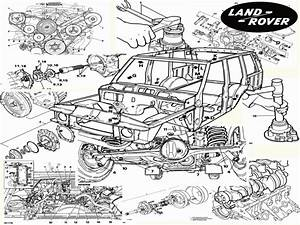 Range Rover  1986-1994  - Service Manual