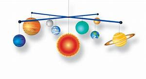 Solar System Model Pattern Print - Pics about space