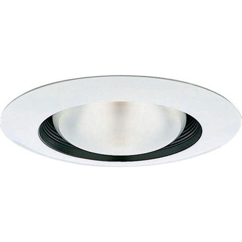home depot recessed lighting trim halo 6 in satin nickel recessed lighting metal baffle