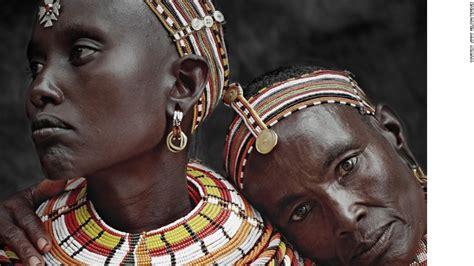 Tribal beauty: Photographer gives snapshot of vanishing