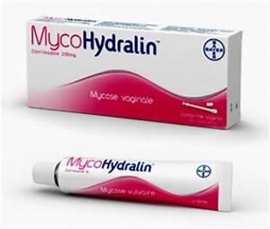 Mycohydralin 1 crème mycose vulvaire - Soin et Nature
