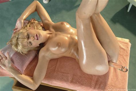 Natasha Marley Oiled Up Tits And Toys Picture On ImageFap Com