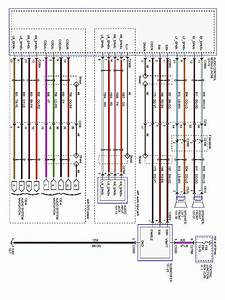 2005 Ford Explorer Radio Wiring Diagram