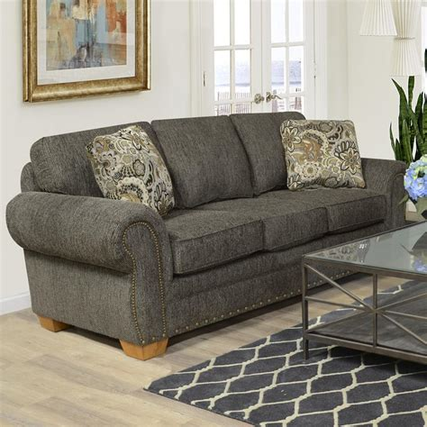 Furniture Trim by Walters Sofa With Nailhead Trim Story