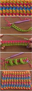 1199 Best Crochet Stitches  U0026 Tutorials Images On Pinterest