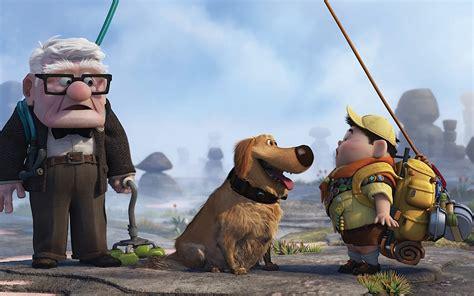 Pixar's Up Movie Widescreen Wallpapers