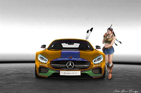 2018 Mercedes Benz Amg Gt Julia Chang Spec Pic 2 By