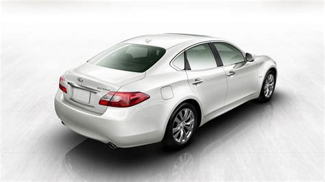 2012 Infiniti M35h Specs Released--For Europe