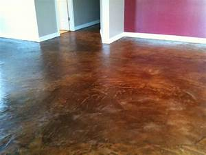 concrete overlays over wooden sub floors tile or other With how to tile a floor over concrete