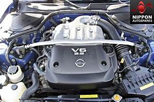 Nissan Fairlday 350z Vq35 Gt Engine 300hp