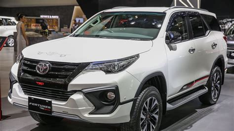 new toyota fortuner trd sportivo 2017 exterior and