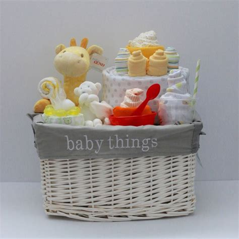 baby shower gifts for best 25 baby gift baskets ideas on
